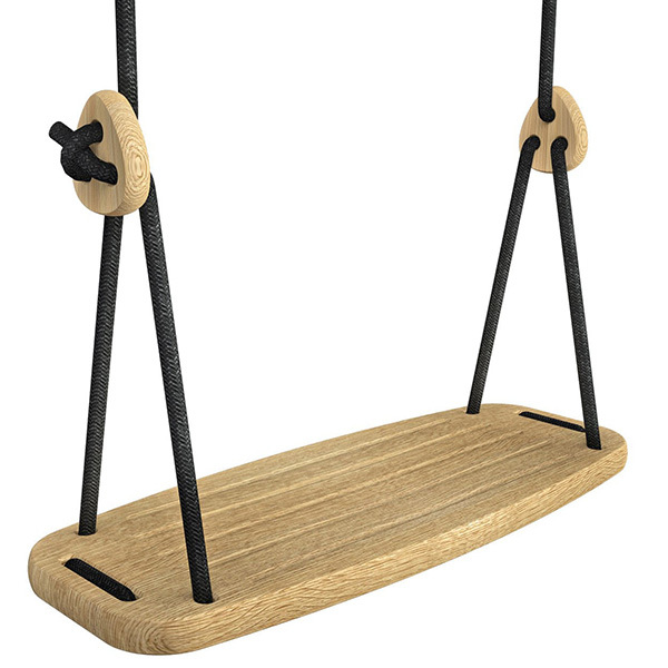 Lillagunga swing Oak timber